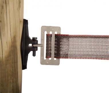 Eindisolator voor lint tot 40mm