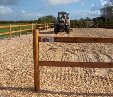 Arena Fence Economy