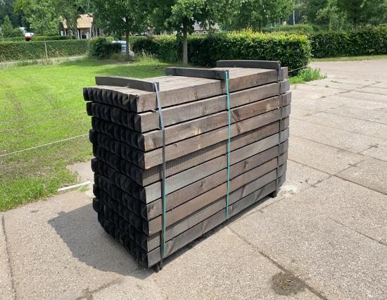 Fence Posts 10x10x225cm Dura²