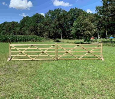 Engelse Poort 2x360cm breed