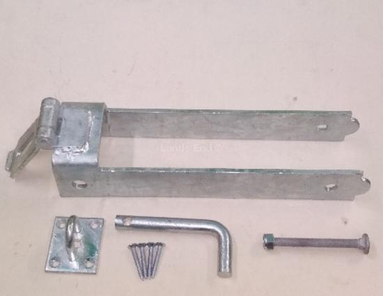 Throw Over Loop With Lifting Handle galvanised