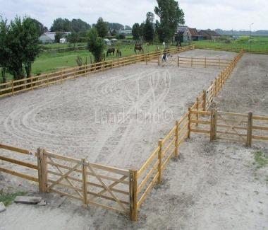 Arena Fence Massief