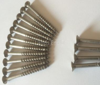 Gegalvaniseerd torx 5.0x80mm - 200 stuks