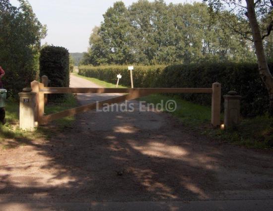 Barrier Entrance Gate
